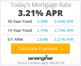 Today's Mortgage Rate - Lending Tree