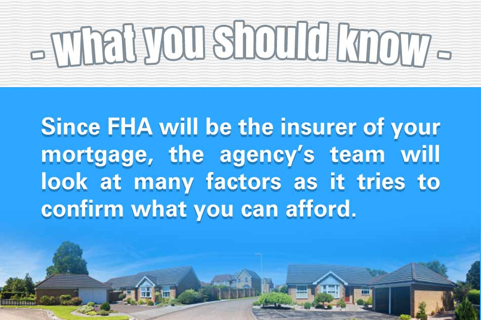 FHA guidelines and requirements