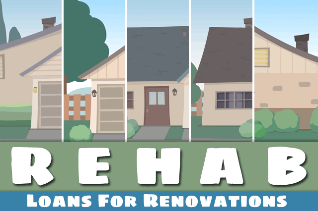 FHA Rehab Mortgages