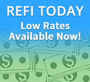 FHA Refinance Rates Are Low